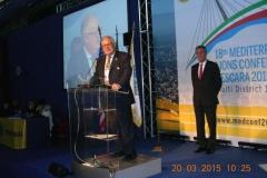 Conferenza Pescara 2015