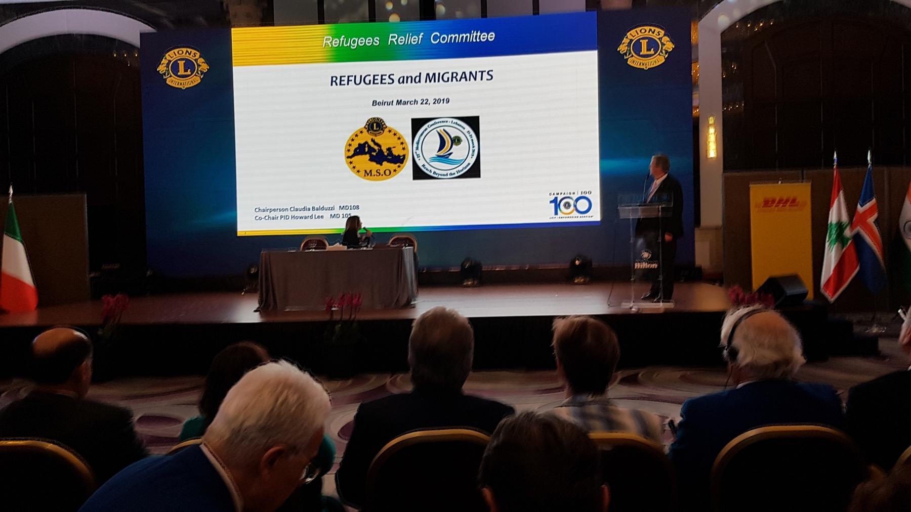 Beirut 2019 XXII Conferenza MSO Mediterraneo